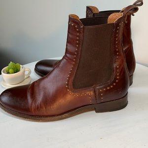 Frye Melissa Deco Chelsea Boot, size 9